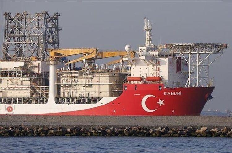 Türkiyə Qara dənizdə yeni axtarış quyusunun qazılması üçün daha bir gəmi göndərib