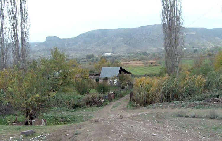 Освобожденные от оккупации села Хендек и Мурадханлы Губадлинского района - ВИДЕО