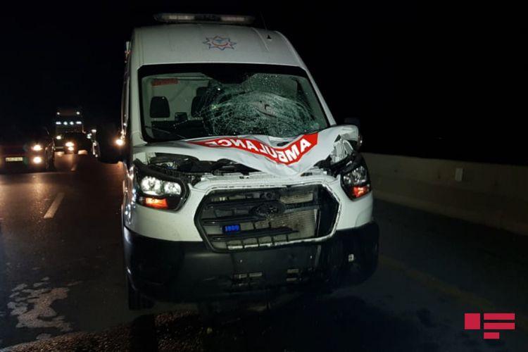 Ucarda TTY maşını piyadanı vuraraq öldürüb - FOTO