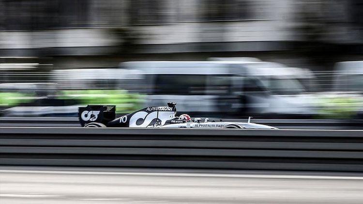 Istanbul to host 8th F1 Turkish Grand Prix Sunday