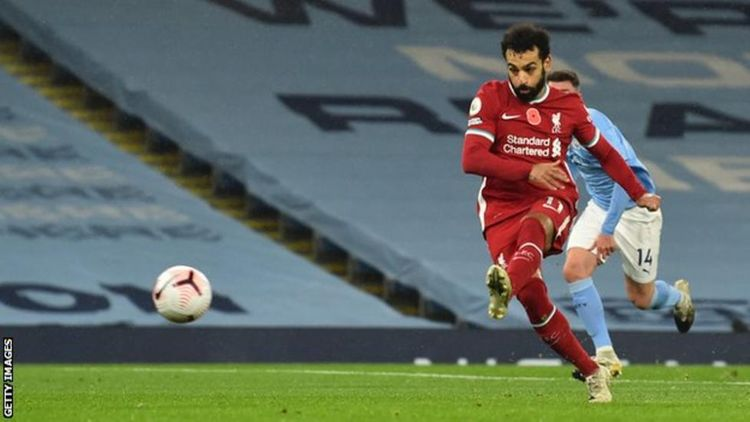 Mohamed Salah has tested positive for coronavirus