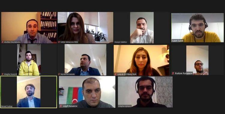 Şərqi Avropa Azərbaycanlıları Koordinasiya Şurasının təşkilatçılığı ilə görüş keçirilib