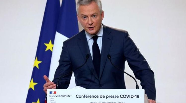 French finance minister says compromise can be reached over U.S.-EU trade sanctions