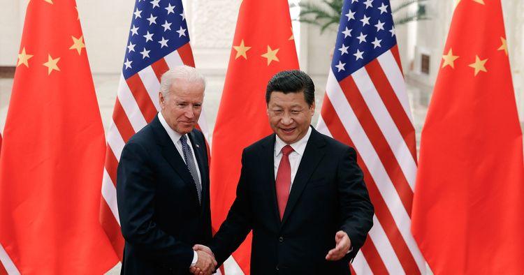 China congratulates Biden and Harris on election