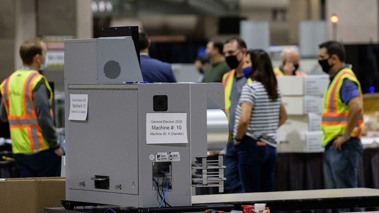 Федеральные прокуроры не нашли доказательств нарушений на выборах в США