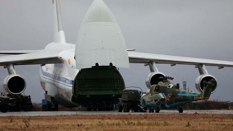 Russia sends 20 planes on peacekeeping mission to Nagorno-Karabakh in 24 hours