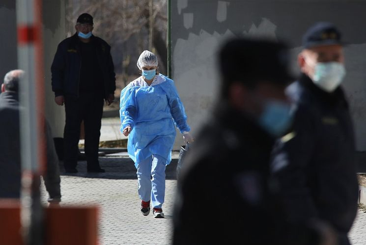 Gürcüstanda son sutkada 3 504 nəfər koronavirusa yoluxub, 33 nəfər ölüb