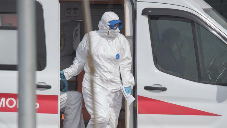 Rusiyada koronavirusa gündəlik yoluxma sayı ilk dəfə 22 mini ötüb