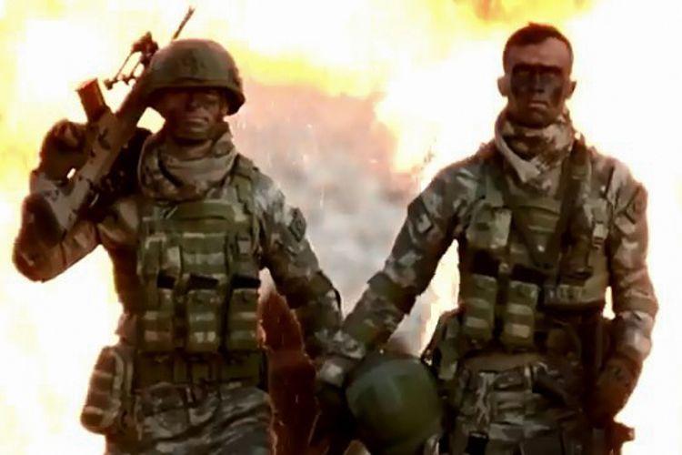 Министерство обороны Турции подготовило видеоролик по случаю победы Азербайджанской Армии - ВИДЕО