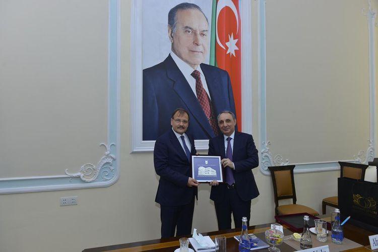 Генеральный прокурор Азербайджана принял турецкую делегацию - ФОТО