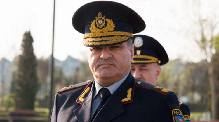 Начальник ГУПГБ освобожден от занимаемой должности