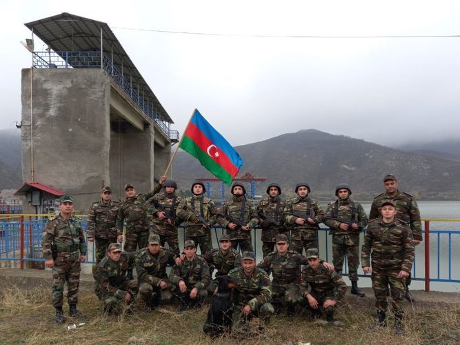 Azerbaijani MES takes the Sugovushan reservoir under protection