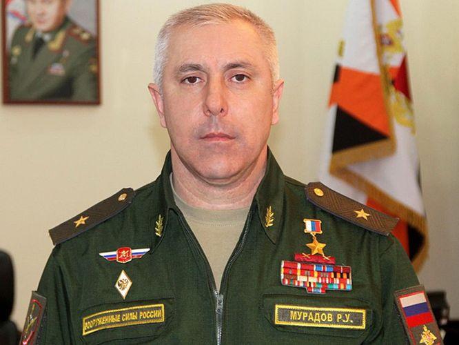 Командующий российским миротворческим контингентом в Карабахе  прокомментировал вопрос о своей национальности