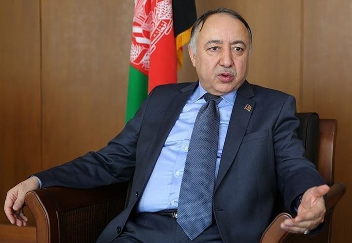 Newly appointed ambassador of Afghanistan to Azerbaijan arrives in Baku