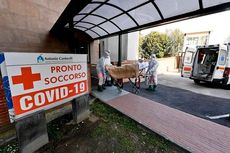 İtaliyada son sutkada 37 mindən çox insan koronavirusa yoluxub