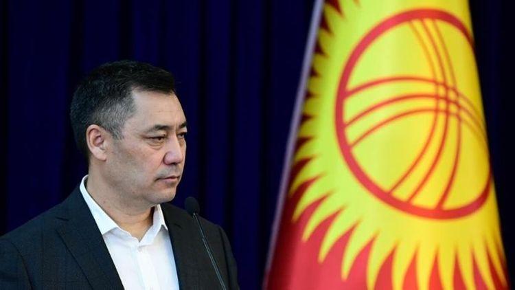 Жапаров сложил полномочия президента Кыргызстана