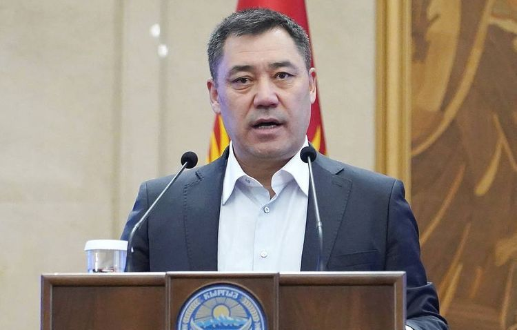 Interim President of Kyrgyzstan announces resignation due to participation in elections