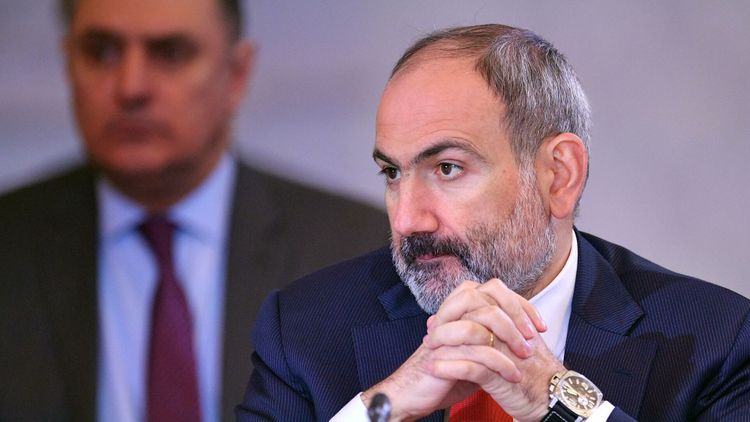 СНБ Армении заявила о предотвращении покушения на Пашиняна - ОБНОВЛЕНО