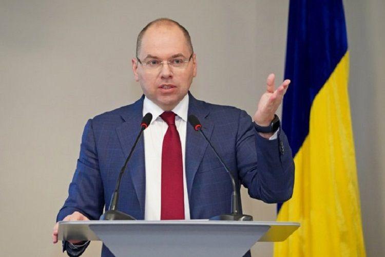 Ukraynanın səhiyyə naziri koronavirusa yoluxub