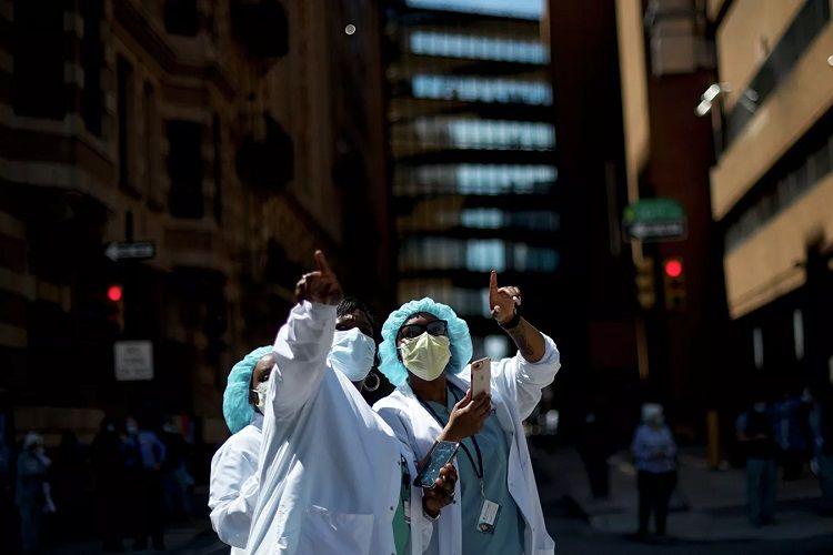 ÜST son sutkada dünyada koronavirusa yoluxma ilə bağlı yeni antirekord qeydə alıb