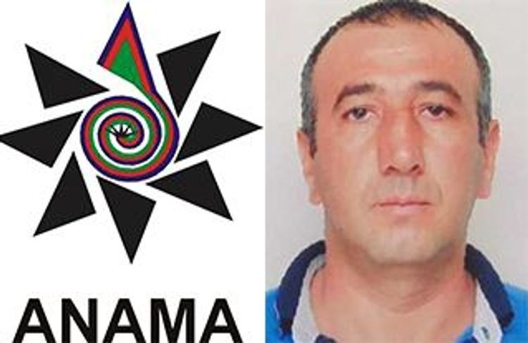 ANAMA  disseminated information that an employee was hit by a mine