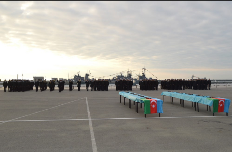 Military Oath taking ceremony was held in the Naval Forces