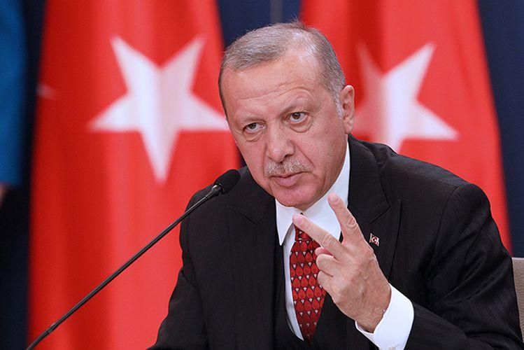 """Ərdoğan: """"Can Azərbaycanımız 28 ildir Ermənistanın işğalında olan torpaqlarını 44 gündə geri aldı"""""""