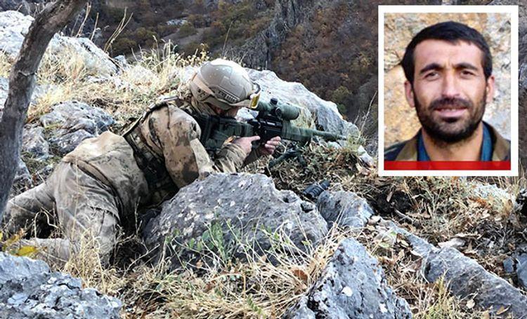 PKK-nın əsas terrorçularından biri öldürülüb