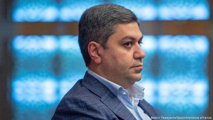 Суд отказался арестовывать экс-главу СНБ Армении Ванецяна