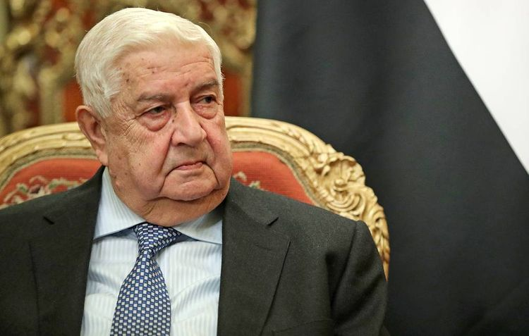Syrian Foreign Minister Walid Muallem dies, State Media says