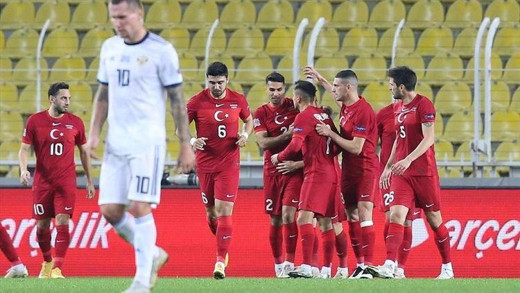 Turkey beat Russia 3-2 in Istanbul at Nations League