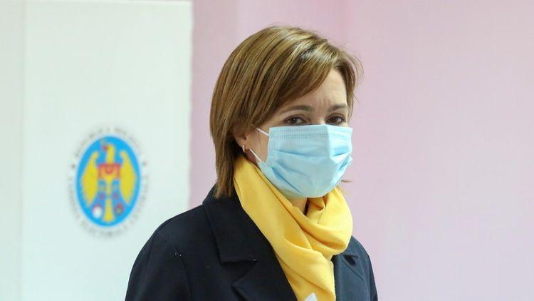 Moldova MSK: Sandu ölkədaxili protokolların 100%-nin nəticələrinə görə liderliyi təmin edib - YENİLƏNİB
