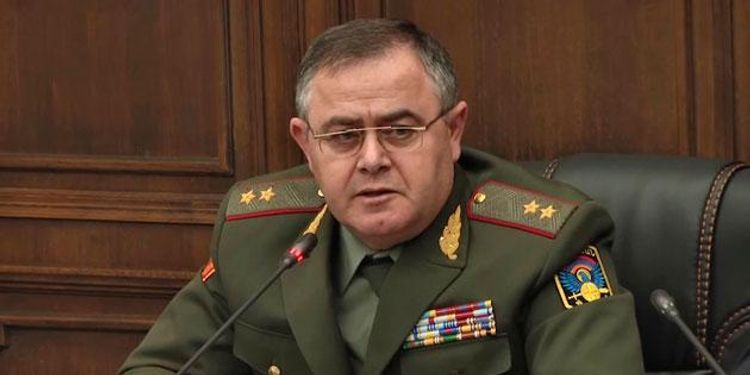 Chairman of Military-Industrial Committee of Armenia removed from post