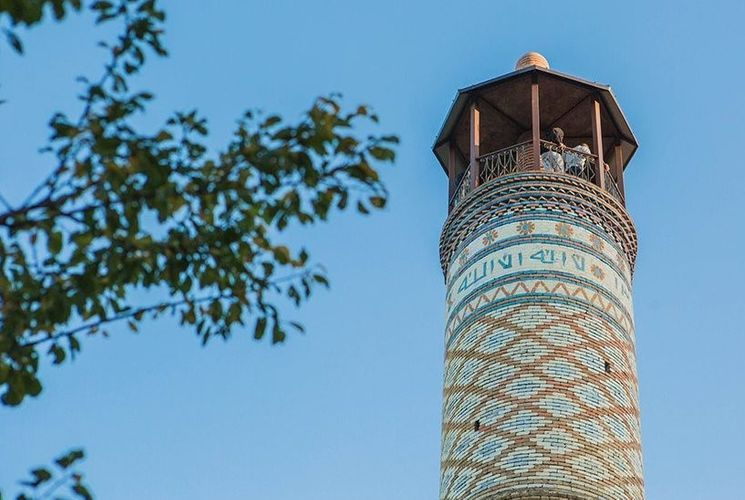 Shusha mosque supplied with electricity - VIDEO