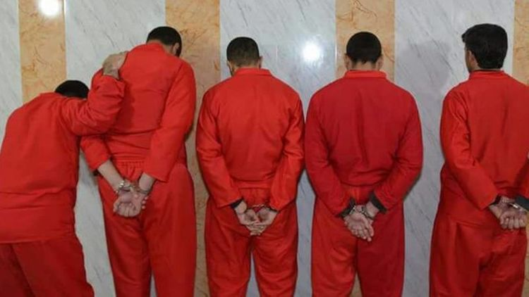Iraq hangs 21 on terrorism charges in latest mass executions