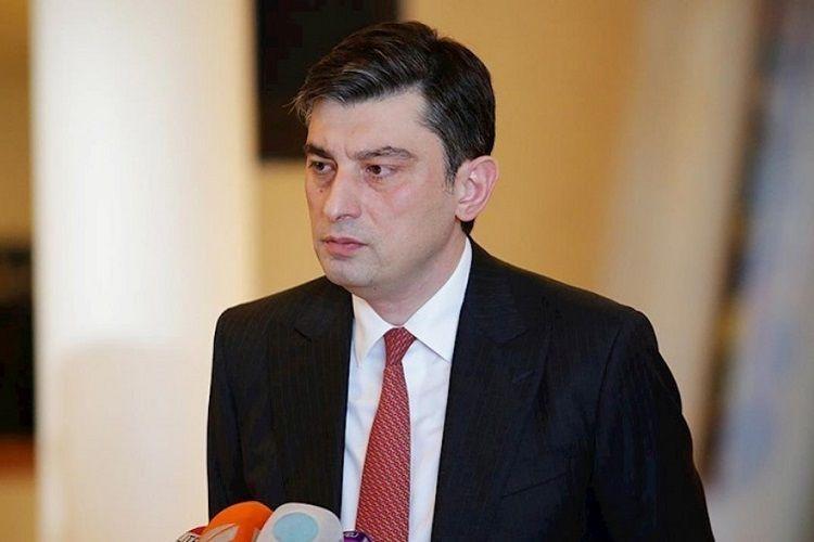 Giorgi Qaxariyanın adı Gürcüstanda yenidən baş nazir postuna irəli sürülüb