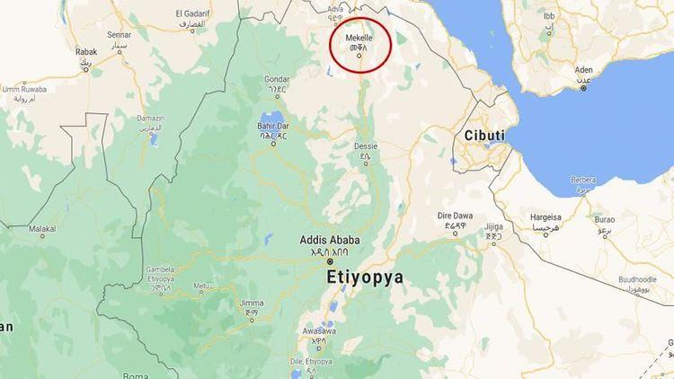 Ethiopia launches air strikes on restive Mekele