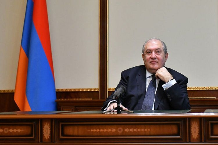 """Armenian President: """"Power should be transferred to the government of national accord"""""""