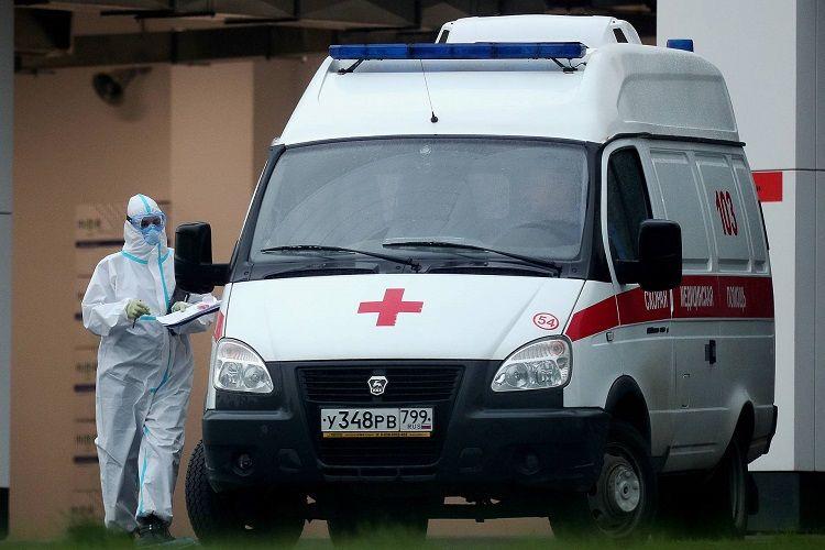Moskvada koronavirusdan ölənlərin sayı 7,9 mini keçib