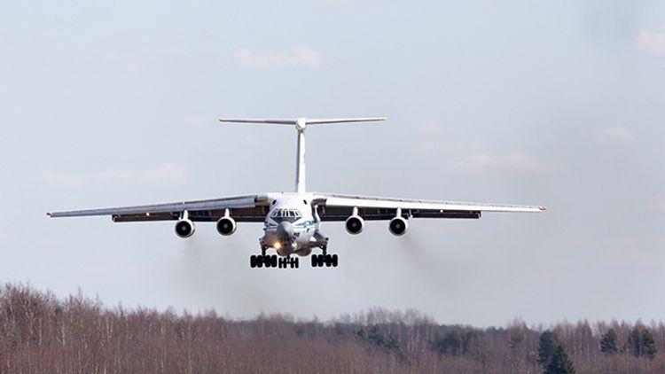 Самолеты Ил-76 ВКС РФ перебрасывают саперов в Нагорный Карабах