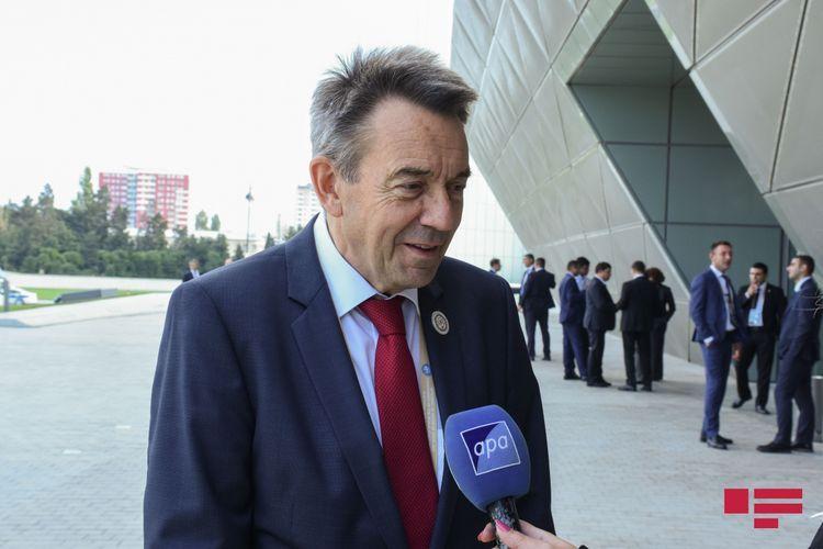 IRCC president made statement regarding exchange of corpses in Garabagh