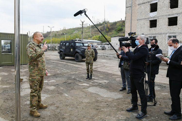 Глава государства: Армяне увидят, что под руководством Азербайджана они будут жить хорошо