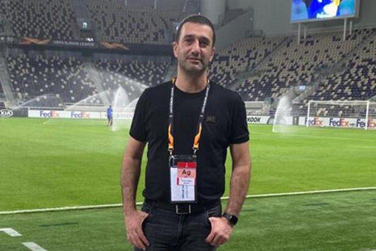 """Əmrah Çəlikəl: """"Qarabağ"""" qrupda son ev oyununu Bakıda keçirə bilər"""""""