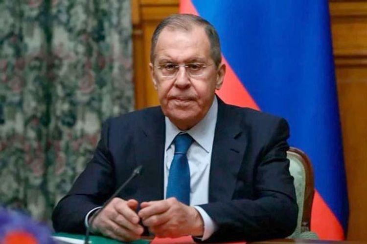 """Lavrov: """"Rusiya Qarabağa dair üçtərəfli bəyanatla bağlı sözünün arxasındadır"""""""