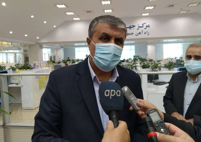"""Iran tries to improve """"North-South"""" corridor, says Minister:"""