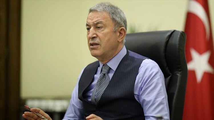 "Hulusi Akar: ""Turkey and Russia continue mutual cooperation on Karabakh """