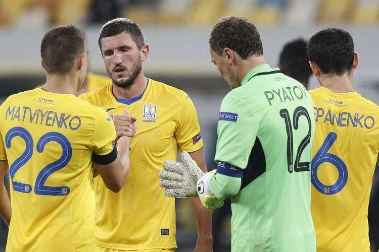 Матч Швейцария - Украина отменен из-за коронавируса
