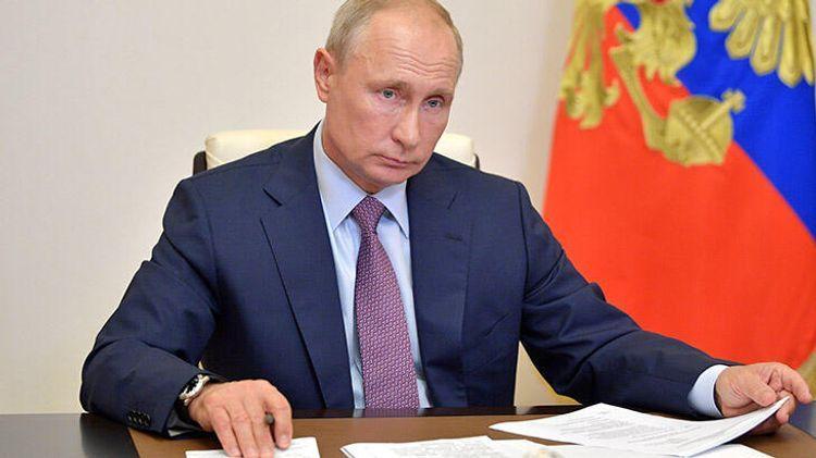 Путин: Нагорный Карабах по международному праву всегда был частью Азербайджана