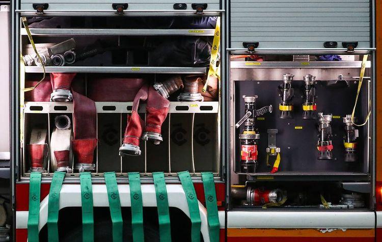 В России при пожаре в частном доме погибли пятеро детей и один взрослый