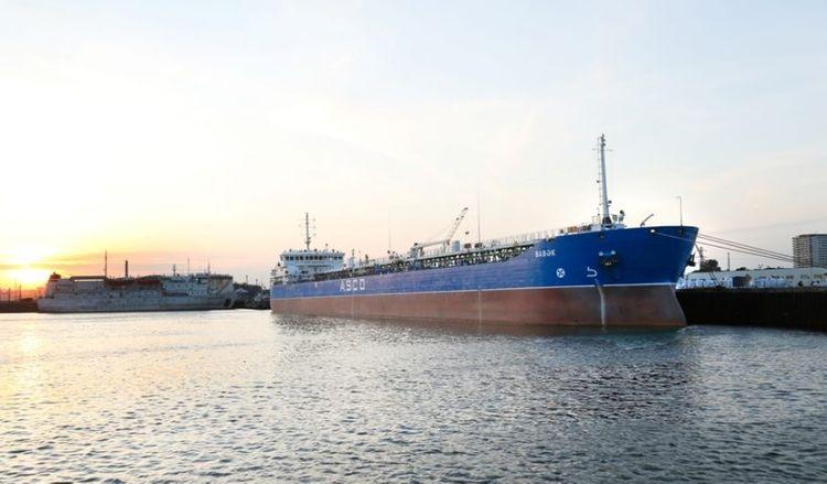 """""""Babək"""" gəmisi əsaslı təmirdən sonra istismara qayıdıb"""